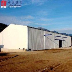 Сертификацию для всех видов стальной конструкции зданий