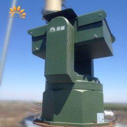 Piattaforma elettronica ottica per termocamera con tracciamento automatico militare multi-spettro