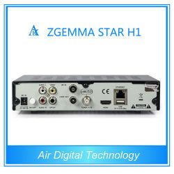 Original Zgemma-Star DVB-C Modèle H1 Combo DVB-S2+C Récepteur satellite HD