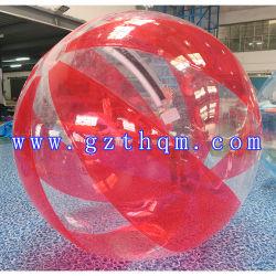 Надувные воды динамического шарик/надувной мяч на пляже/надувные воды в нескольких минутах ходьбы шаровой шарнир