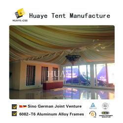 Huaye 15m da parede de vidro caso tenda para Negócios (HY102b)