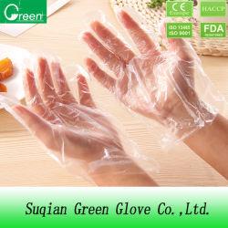 Одноразовый PE/TPE/CPE защитные перчатки весов