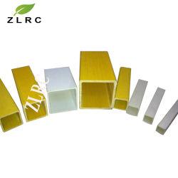 """Profil de fibre de verre Pultruded haute résistance forme structurelle """" GFRP """" Profil de PRF"""