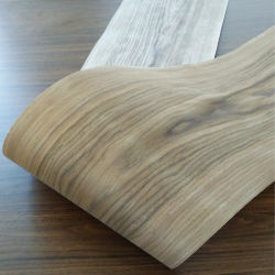 Le noyer placage de parement en bois de placage d'ingénierie