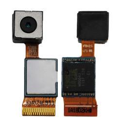 SamsungギャラクシーノートGtN7000 I9220のための元の新しい背部後部カメラレンズのモジュールの修理部品