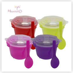 Het Vrije 2.6L Plastic Kooktoestel van de Rijst van de Microgolf BPA Veilige