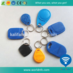 Intelligente Schlüsselketten-freie Proben der Marken-RFID