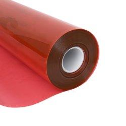 0.2mmの真空の形成のための透過赤いカラー紫外線プラスチックPVCシートロール