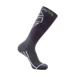 Для использования вне помещений тонкой шерсти Мерино Sock Nz мужские спортивные в поход на лыжах Argyle носки