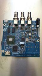 Elektronisches industrielles LED-gedruckter Kreisläuf Schaltkarte-Bedienpult für LED-Birne