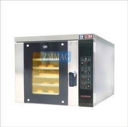 Küche-Geräte im Dubai-Edelstahl-Konvektion-Ofen mit Dampf (ZMR-5D)