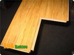 Uniclic Strand Tecidos de piso de bambu