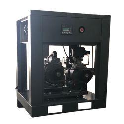 16bar Energiesparender Mobil Schrauben-Kompressor-stationärer Öl-Eingespritzter Riemenantrieb-Kompressor