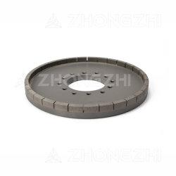 Metal-Bond Diamond Squaring Grinding Wheel Voor Keramische Tegels