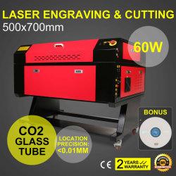 """El CO2 de 60W 20""""x28"""" grabadora láser Cortador de grabador de la carpintería y artesanía"""