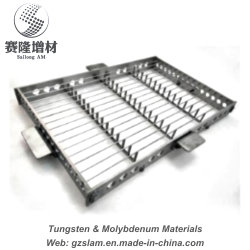 Alimentação de fábrica Molibdénio e barcos de tungsténio de evaporação
