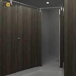 Jialifu Cheap stratifié haute pression toilettes Partition