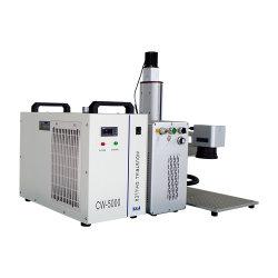 Tischplattentyp alle laser-Markierungs-Maschine des Material-5W UVfür Glaskeramik und Plastik