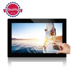 Aiyos 13,3 pulgadas de montaje en pared interior de la publicidad LCD Vertical Mostrar la tabla Digital Photo Frame