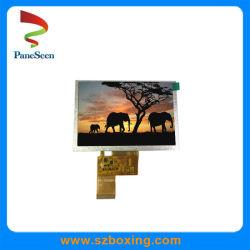 شاشة TFT LCD ملونة بحجم 5 بوصات بدقة 800*480 لمنزل الأسرة