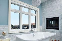 WindowsガラスアルミニウムフレームガラスWindowsおよびキーの商業開き窓のウィンドウ・ハンドルのためのドア