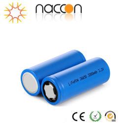 Li-ion 26650 3.2V de Navulbare Batterijen LiFePO4 van de Fabrikant 3000mAh voor ZonneLamp