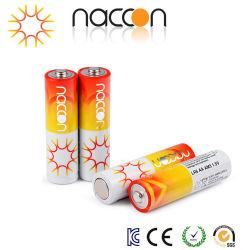 Batterijen van de Droge batterij van de Verkoop ultra Alkalische Lr6 aa van de fabriek de Hete 1.5V Primaire