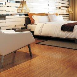 """Полю """"Горизонтальная Carbonized бамбук пол с высоким качеством для использования внутри помещений"""