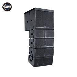 Altavoces de audio profesional Line Array Activo Self-Powered ALTAVOZ altavoz vertical Sistema de Audio Pro