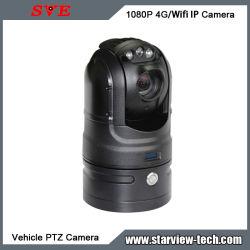 Портативный 1080P 4G/WiFi быстрого развертывания водонепроницаемый PTZ IP-камера автомобиля повышенной прочности