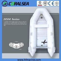 Barco de Pesca de Corridas insufláveis Hsm360