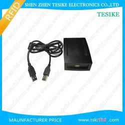 Produttore del lettore di schede del USB RFID di prezzi più bassi 13.56MHz per il portello