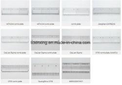 Piatto di pettine di alluminio di trasferimento della scala mobile