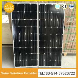 Cellule Solaire de Panneau Solaire de Mono de Prix D'usine de la Puissance Élevée 120W pour le Système à la Maison Solaire