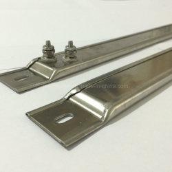 Aço inoxidável a extremidade do parafuso de faixa de Mica Aquecedor/Elemento de Aquecimento