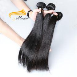 Alimina Sèche cheveux humains vierge Guangzhou chaud CHEVEUX BRÉSILIENS