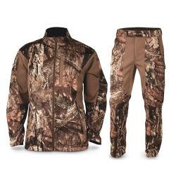 La caza de pantalón impermeable Chaqueta combinado con alta calidad