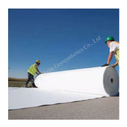 300GSM PP/poliéster Non-Woven Textil Geo con ISO9001