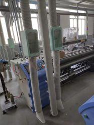 Sobrecarga de têxteis da Máquina do ventilador de sucção do filtro de deslocação