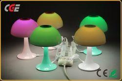 クリスマスのギフト小型LED夜ライトはホーム装飾LEDの卓上スタンドのクリスマスのプレゼントのためのきのこをからかう