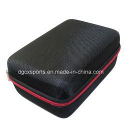 移動式アクセサリのための堅いシェルの携帯用ケースのエヴァのジッパーの箱
