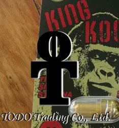 Le roi Koong 8000 Asset Bold naturel de la perte de poids Herbal Slimming capsule de 100 %