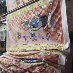 Gewebe-Farbanstrich-Entwurfs-Blätter, Großhandels-Polyester-Gewebe, verschiedene Drucken-Muster