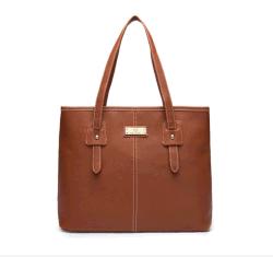 Sacchetto di acquisto quotidiano di cuoio del sacchetto della mummia del sacchetto della signora Tote della borsa del sacchetto di Tote dell'PU della signora causale (WDL0822)