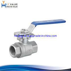 O alto desempenho PPR Bronze válvula esférica com medidor de água