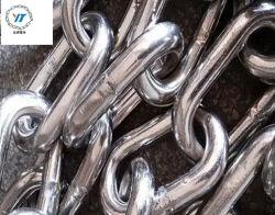 Torsión de acero inoxidable de Hardware de la marina de la cadena de enlaces