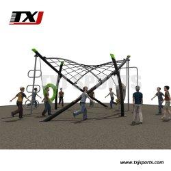 Parque Infantil exterior comercial se inclina para a promoção