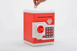 De goedkopere Plastic Elektrische Bank van het Geld van het Wachtwoord ATM voor Kinderen