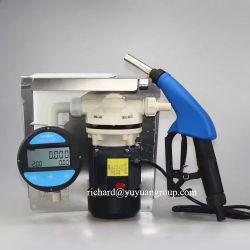 Pomp van het Diafragma van Adblue de Elektro voor IBC die Slimme Pomp opzetten