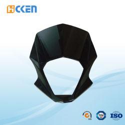 Do preto feito sob encomenda da modelação por injeção da precisão componente plástico